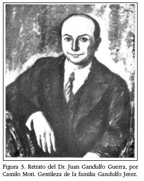 Doctor Juan Gandulfo