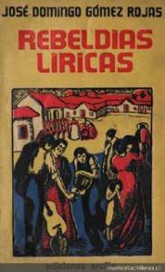 Rebeldias Líricas, de Gómez Rojas