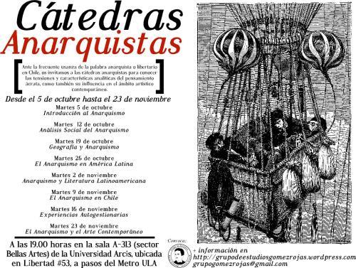 Cátedras Anarquistas