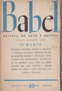 Babel 40