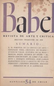 Babel #54