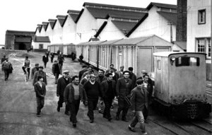 Obreros. Magallanes.