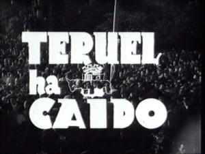 Teruel ha caído (Miguel Mutiño, 1937)